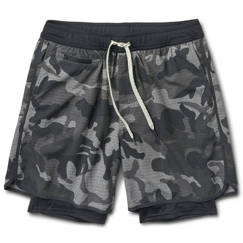 Stockton Short | Grey Camo