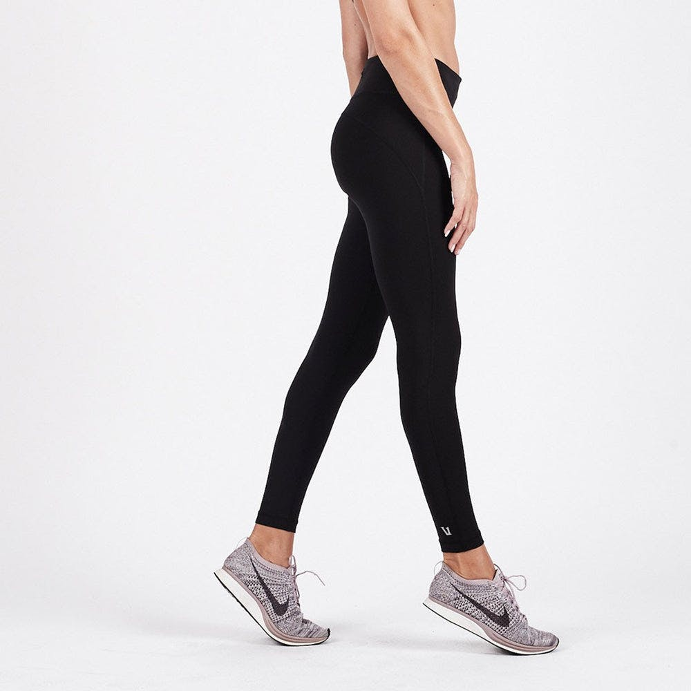 Pace High Rise Legging - Black - Black 2